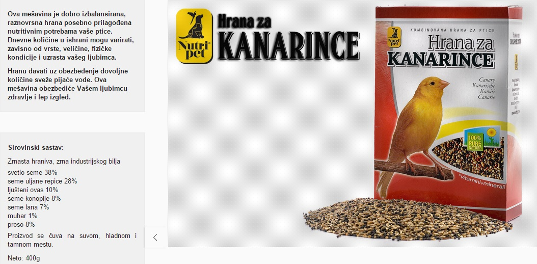 np kanarinci