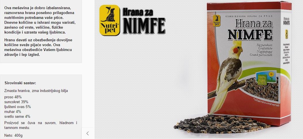 np nimfe