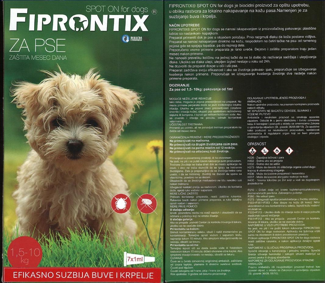 fiprontix mali